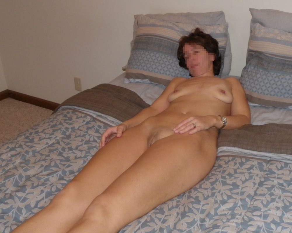 On Bed Naked 45