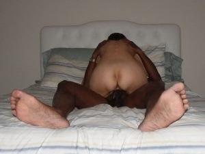 The Wife riding The Husband's dick cowgirl style